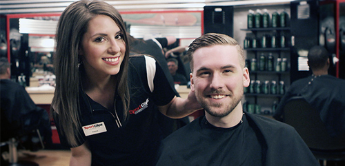 Sport Clips Haircuts of Evergreen  Haircuts